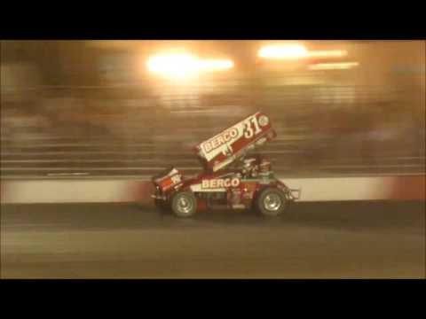 Sprintcars Gold Cup B A Mains @ Silver Dollar Speedway 9 7 16