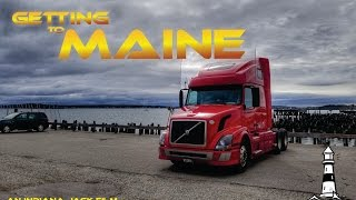 Getting to Maine