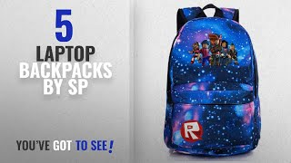 Top 10 Sp Laptop Backpacks [2018]: Kids Schoolbag Backpack with Roblox Students Bookbag Handbags