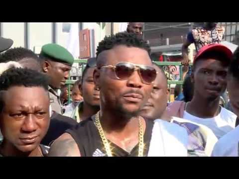 ORITSE FEMI ON