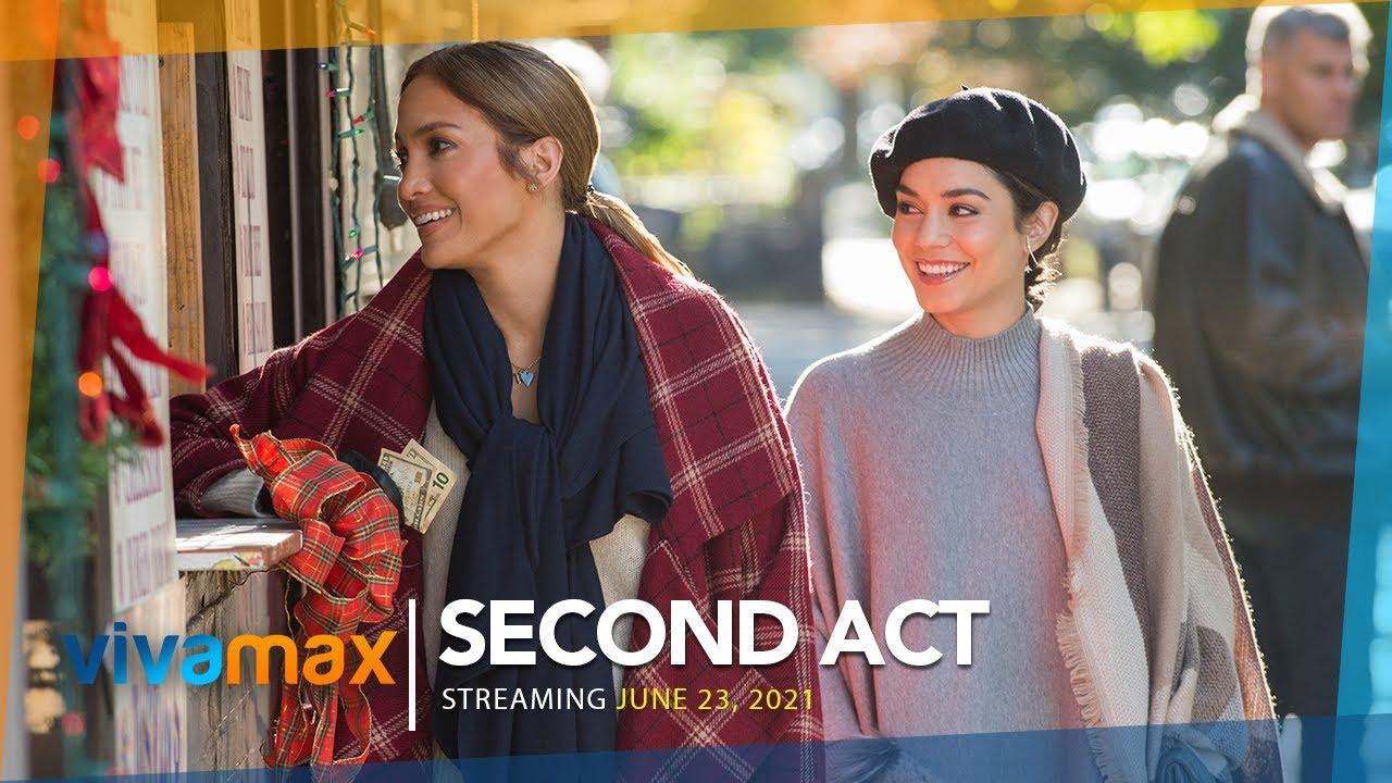 Download Second Act Official Trailer | Jennifer Lopez | June 23 on Vivamax!