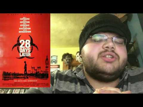 Horror Show Movie Reviews Episode 664: 28 Days Later