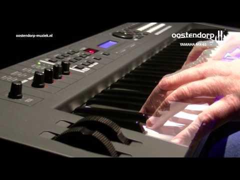 Yamaha MX-61   Sounddemo