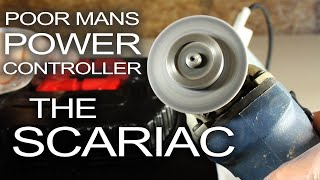 Repeat youtube video The Scariac (Poor Mans Variable Power Controller)