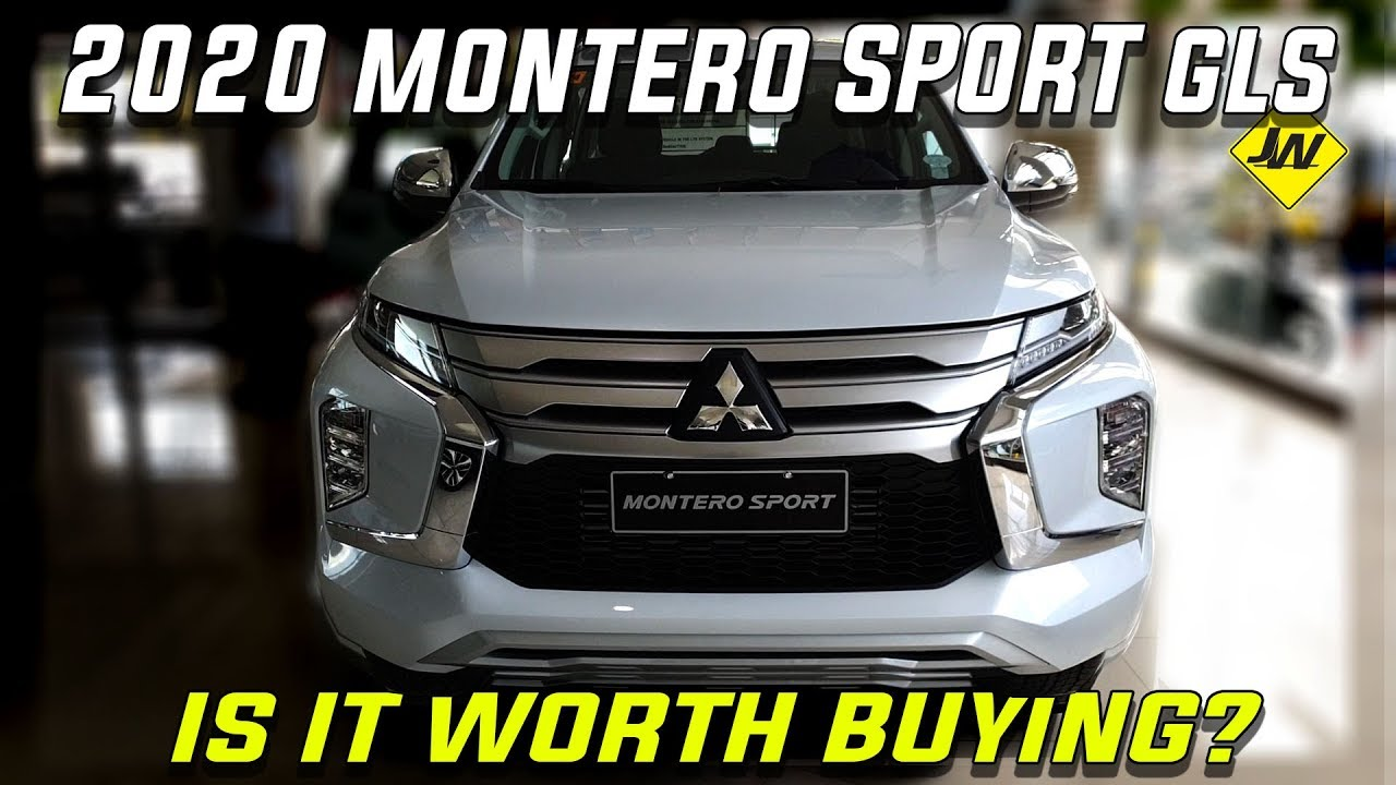 2020 Mitsubishi Montero Sport 2.4 GLS AT vehicle tour, review  -is it better than the Fortuner?