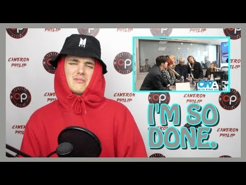 BTS Full Interview With Ryan | On Air with Ryan Seacrest Reaction [I AM MAD]