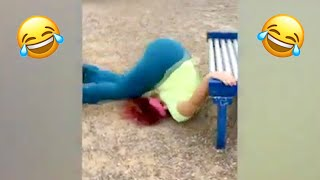 Is She SUPPOSED TO BEND THAT WAY?? | TRY NOT TO LAUGH PART 44 | Funny Videos