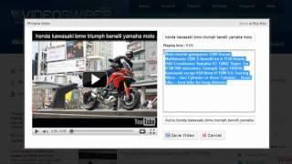 PHPFox CMS Platform Video Plugins Mass Add Videos
