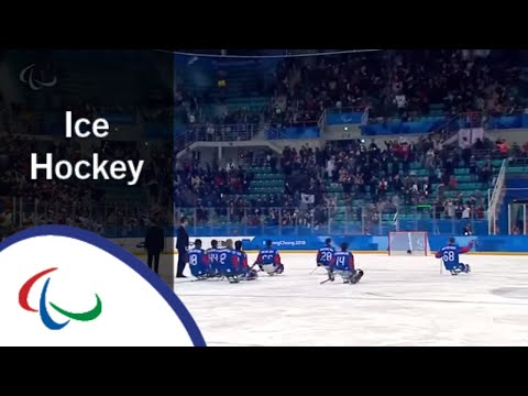 Ice hockey: Korea v Czech Republic | Preliminary Game | 2018 Paralympic Games | LIVE