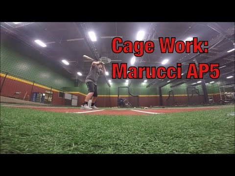 Cage Work: Marucci AP5