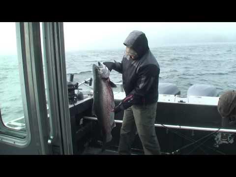 Fishing Pacific Ocean 2010