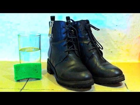 0 - Як видалити сіль з замшевого взуття?