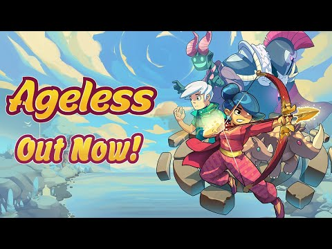 Ageless - Launch Trailer (Nintendo Switch & PC)