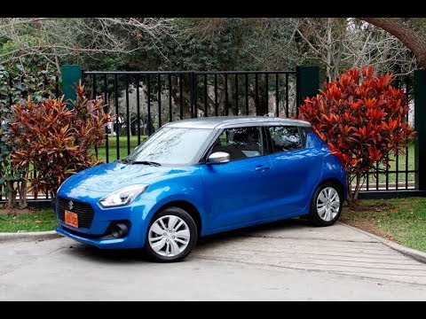 test drive suzuki swift 2018 youtube. Black Bedroom Furniture Sets. Home Design Ideas