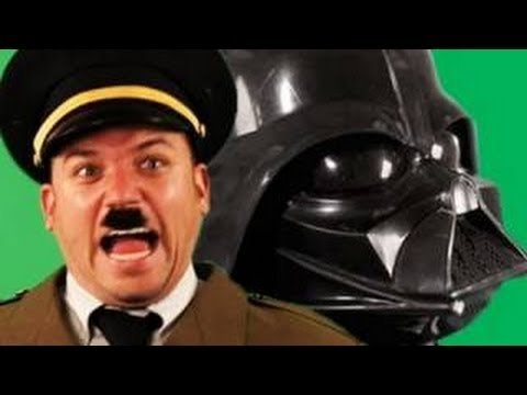 [Instrumental] Darth Vader vs Hitler 1 ERB Season 1