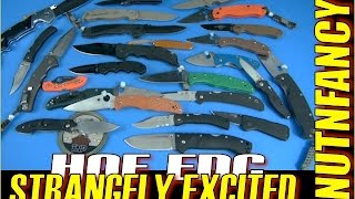 EDC Knife Combos That Excite Me by Nutnfancy