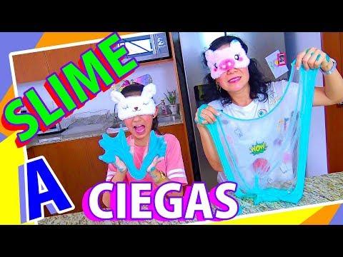 SLIME A CIEGAS | AnaNana Toy