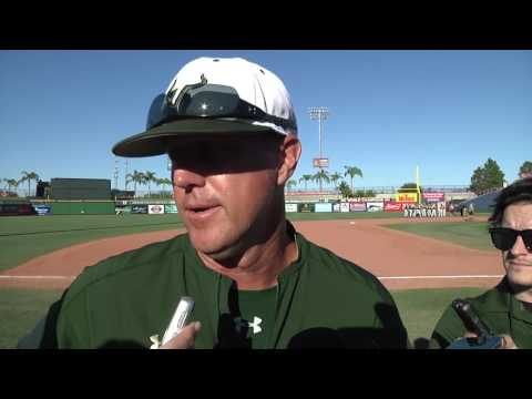 Baseball: Coach Kingston Post Game Quotes (5-26-17)