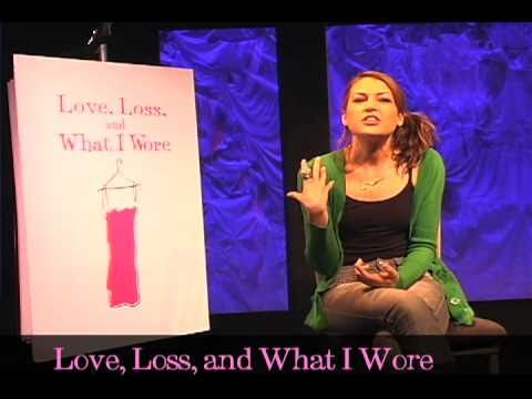 A Video Message From Love, Loss, and What I Wore's Ashley Austin Morris