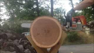 Full Comp vs Skip Chain In Hardwood