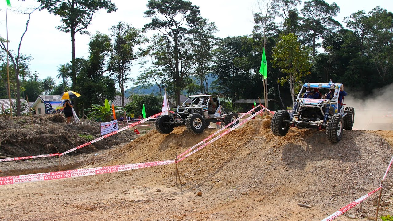 ao nang offroad 2014 extreme 4x4 off road racing in krabi. Black Bedroom Furniture Sets. Home Design Ideas