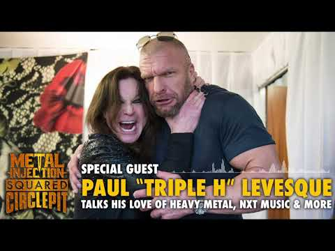 Triple H Talks Motorhead, Favorite Bands, Vince's Fav Music, TOOL Adam Jones Friendship