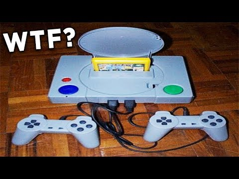 12 WORST Video Game Console Ripoffs Ever!