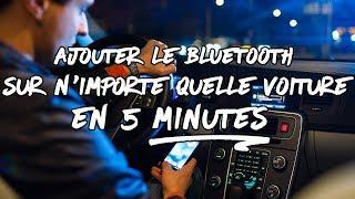 Connecter votre Smartphone en Bluetooth sur un autoradio d'origine sans aucune modification