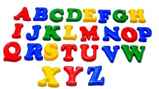 English Capital Letter ABCD Learning Game ABC Song English Alphabet Magnet Letters Party A B C D