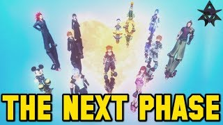 THE NEXT PHASE TEASED - Kingdom Hearts