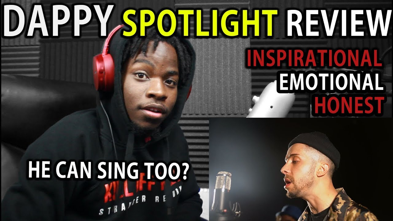 Dappy- Spotlight Song Review (This one is Special) @TheDappy
