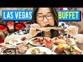 ALL YOU CAN EAT BUFFET in Las Vegas - YouTube