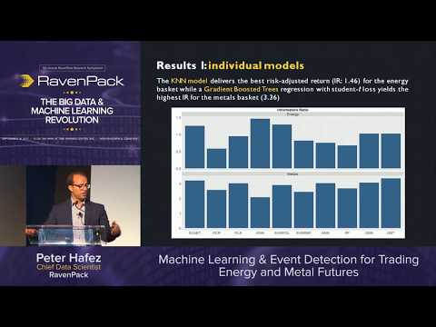 Machine Learning & Event Detection for Trading Energy and Metal Futures
