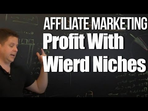 Using Obscure Non Competitive Keywords To Make TONS Of Affiliate Profits - UNDERGROUND TACTICS!