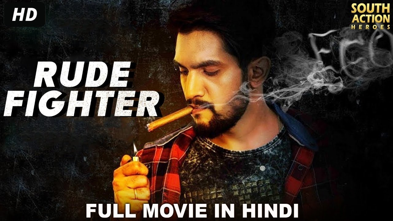 RUDE FIGHTER - Full Action Telugu Dubbed Hindi Movie | South Indian Movies Dubbed In Hindi
