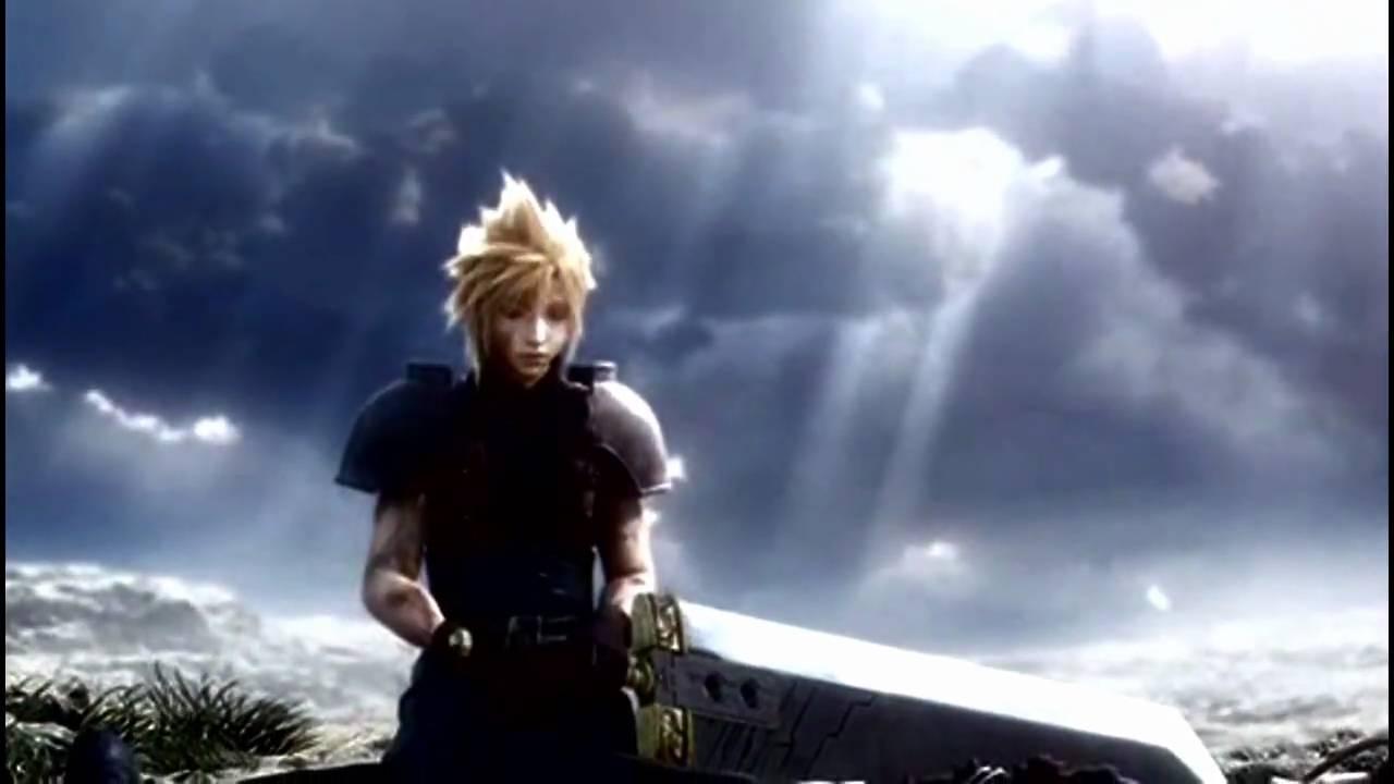 Crisis Core Final Fantasy 7 Zacks Death Smile Smile