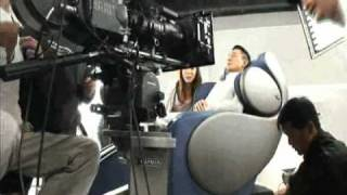 OSIM uDivine Massage Chair feat. Andy Lau 刘德华 - Exclusive Behind-the-scenes