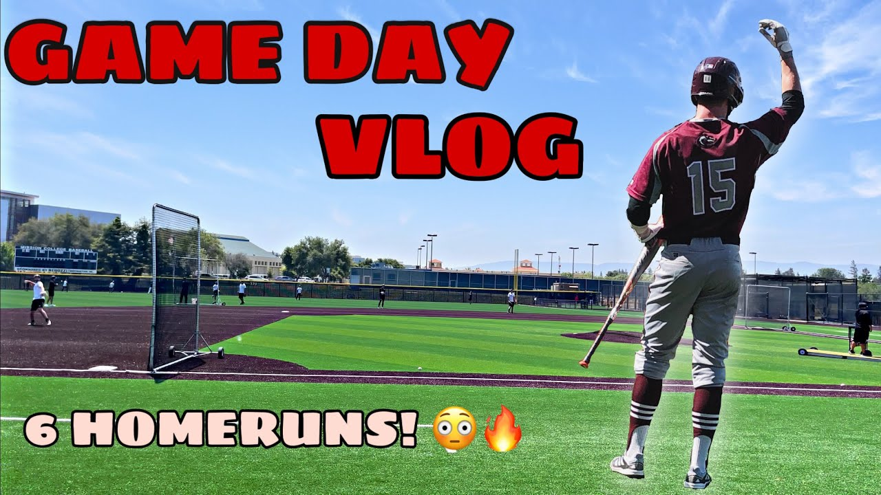 College Game Day Vlog! (Bump Day)