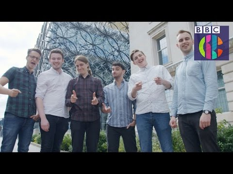 CHART MASH UP A CAPPELLA STYLE | CBBC