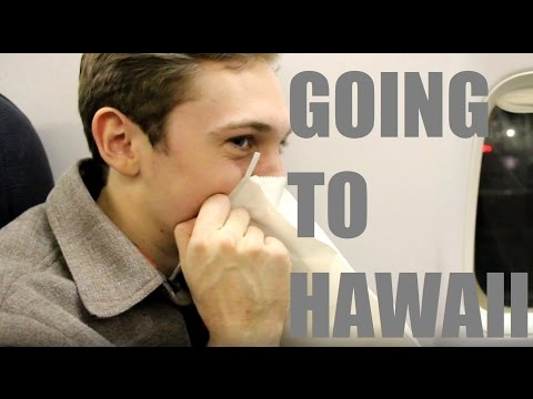 Heading To Hawaii | Vlog