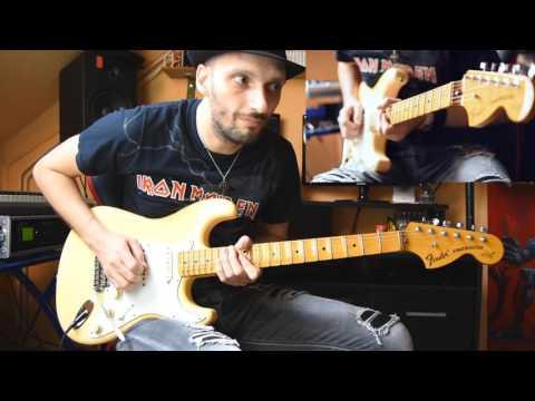 Ca (C'est vraiment toi) - Téléphone FREESTYLE guitar cover
