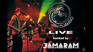 Jah Chango backed by Jamaram - Live in Stadgarten Köln