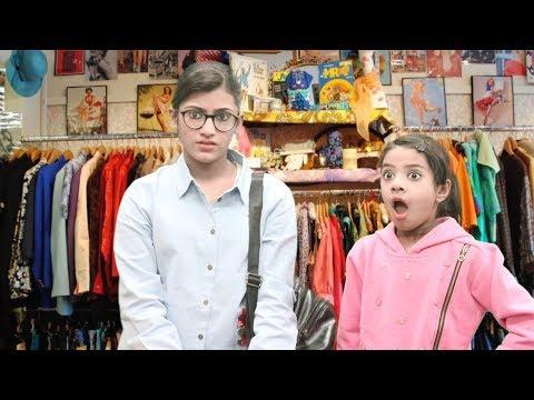 Girls Shopping Vs Shopkeeper | Samreen Ali