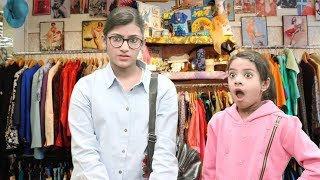 Girls Shopping Vs Shopkeeper | Samreen Ali