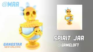 "Gangstar: New Orleans Music - ""Spirit Jar"""