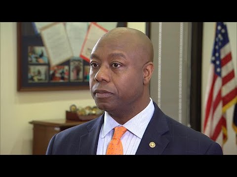 "Tim Scott says Trump has ""reflected"" on Charlottesville comments"