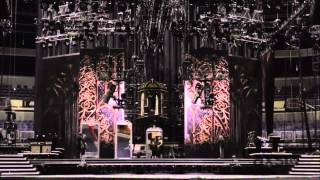 Madonna - Building MDNA Tour Stage with Tait - The Matrix
