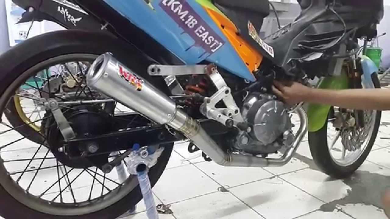 Kumpulan 89 Modifikasi Motor Jupiter Mx 135 Road Race Terkeren Velgy Motor