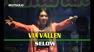 Via Vallen - Selow - OM Sera LIVE Alun - Alun Kutoarjo 4 Januari 2019