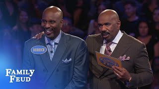 Holmes Fast Money! | Family Feud